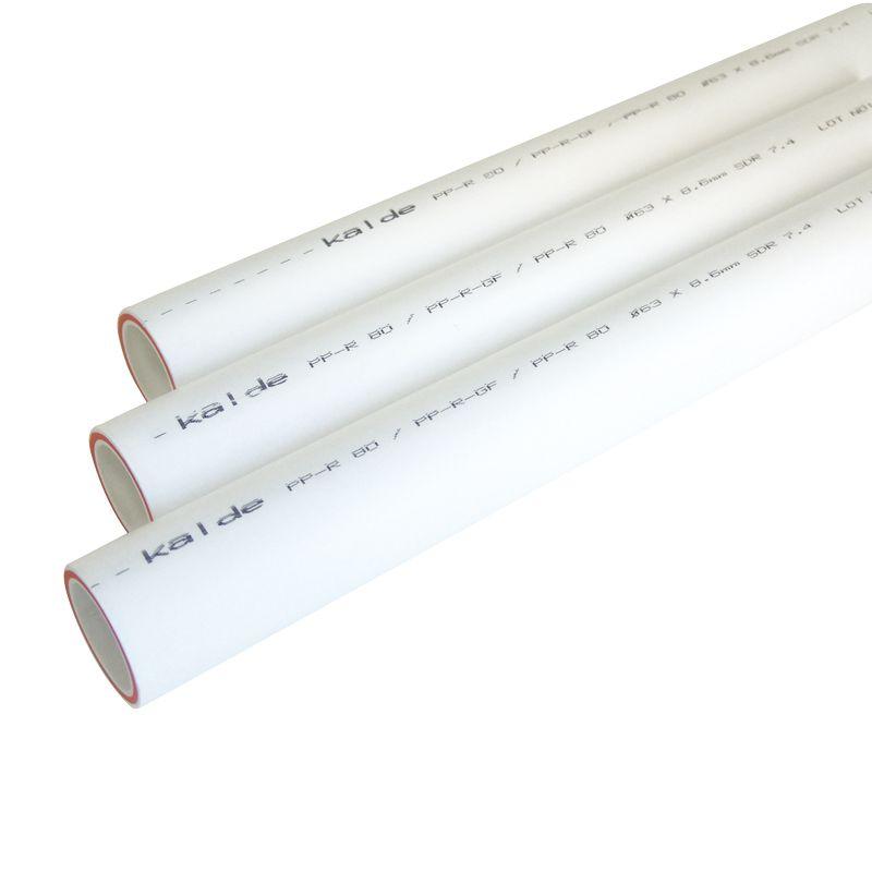 Труба ПП PN 20 50мм KALDE армированная стекловолокном